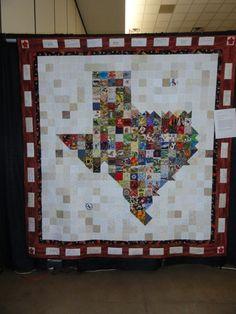 2013 Quilt Show - Golden Needles Quilt Guildof Montgomery County, Texas