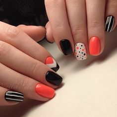 Озорные ноготочки❤️ . . . By @nailsbyluba . . #nails #nail #nailart #маникюр #naildisain #гельлак #дизайн #педикюр #manicure #beautifulnails #ногтисочи #ногтимосква #ногтипитер #ногтиказань #кутикула #стыквстыкккутикуле #дизайнгельлаками #ногтиновосибирск #идеиманикюра #москвакосметика