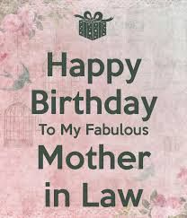 Happy Birthday To My Future Mother In Law Quotes Happy Birthday