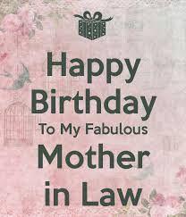 Mother-in-law Birthday | Happy Birthday | Pinterest | Birthdays ...