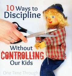 Find 10 key positive parenting strategies to discipline without controlling kids through punishment and rewards.