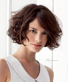 1000 Images About Curly Bobs On Pinterest Curly Bob Hairstyles