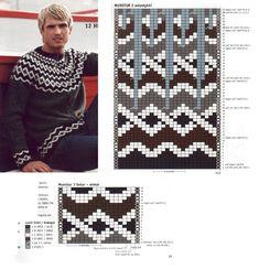 Sweater Knitting Patterns, Crochet, Christmas Sweaters, Men Sweater, Crafty, Pullover, Knits, Inspiration, Fashion