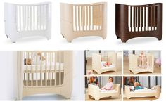 Leander Cot & Junior Bed - have put a bid on one on ebay!