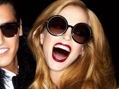 New Tom Ford Eyewear | Fashion Campaign Spring-Simmer 2012 with Mirte Maas