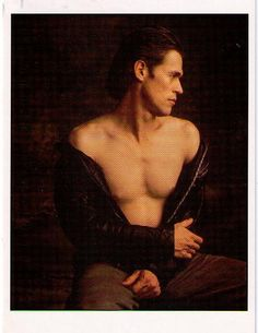 Willem Dafoe (photographed by Annie Leibovitz)