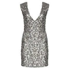 Alice + Olivia Low Sequin Dress ($495) ❤ liked on Polyvore featuring dresses, short dresses, vestidos, robes, sparkle dresses, sexy cocktail dresses, high-low dresses, sequin mini dress and sexy short dresses