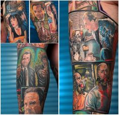 Pulp Fiction Tattoo Tumblr images