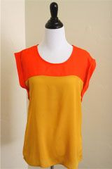 Color Block top available at http://shyboutique.com