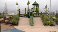 Nova Scotia tar ponds transformed into park Playgrounds, Nova Scotia, Ponds, Hearth, Wind Turbine, Landscaping, Adventure, Park, Home
