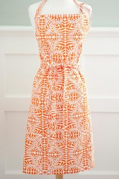 What are you wearing in the kitchen this Thanksgiving? ~Apron by Hen House