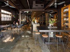Code Black Roastery by Zwei in Melbourne