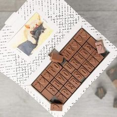 Personalised Chocolates For Your Favourite