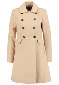 Miss Selfridge Abrigo De Paño Clásico Taupe Beige abrigos y chaquetas taupe Selfridge Paño Miss clásico beige Abrigo Noe.Moda