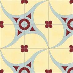Contemporary cement tiles | MOSAIC DEL SUR Patterns