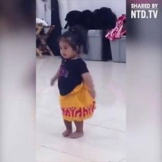 The cutest Tahitian dancer youve ever seen! #news #alternativenews