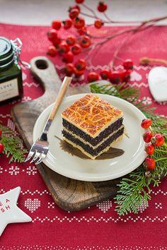 Imádunk sütni - Bejgli szelet Menu, Desserts, Food, Menu Board Design, Tailgate Desserts, Deserts, Eten, Postres, Dessert