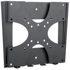 KROMAX VEGA-4 (темно-серый)  — 690 руб. —  Кронштейн KROMAX VEGA-4 – компактная модель, позволяющая подвешивать телевизор или монитор на небольшом расстоянии от стены. Он совместим с любыми мультимедийными устройствами, снабженными креплениями VESA, и выдерживает большие нагрузки за счет применения высокопрочной стали.
