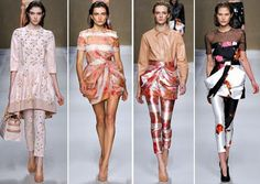 Winter Autumn Fashion Trend Victoria Beckham New Collection and designs 2013-2014 ~ Massalanews