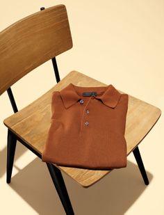 Prada Polo Shirt.