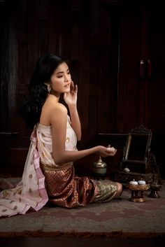 Exotismo, belleza e intimidad tailandesa.
