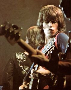 Keith Richards, Leeds, March 13, 1971
