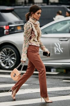 The Latest Street Style From New York Fashion Week e838e040d4