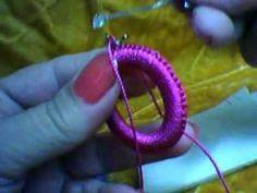 Beads, Baubles and Jewels - Macrame Earrings Macrame Earrings, Macrame Jewelry, Crochet Earrings, Hoop Earrings, Bead Loom Patterns, Loom Beading, Tatting, Jewerly, Beads
