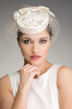 Bridal - My Little Hat Shop