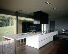 Aranżacje / Pomieszczenie: Kuchnia / Kolorystyka: Biały - Myhome