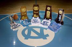 Unc Bb National Championship Rings