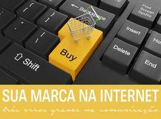 Sua marca na internet: três erros que atrapalham suas vendas! #branding #empreendedorismo | http://alegarattoni.com.br/sua-marca-na-internet-tres-erros-que-atrapalham-suas-vendas/