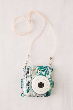 Slide View: 2: Fujifilm Instax Mini Floral Hard-Shell Camera Case
