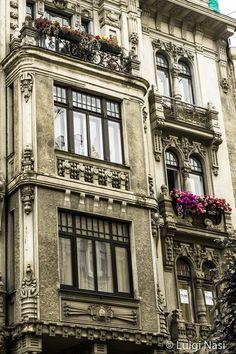 Riga (Latvia) Art Nouveau