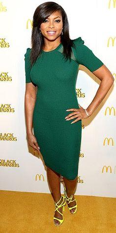 Taraji P. Henson #ModestHollywood
