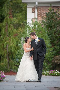 A Rockleigh Wedding in Rockleigh, New Jersey | AnyaFoto | TheKnot.com