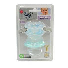Nuby 2 Pack Gum-Eez First Teether