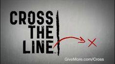 Inspiring Motivational Video: Cross the Line®. http://www.GiveMore.com/Cross Motivational video for a work or school setting. Inspire commit...