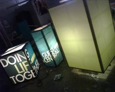 Todd Bougher: Church Guest Welcome Center Formica Youth Ministry Room, Youth Rooms, Ministry Ideas, Stage Set Design, Church Stage Design, Youth Decor, Stage Props, Stage Backdrops, Kids Church