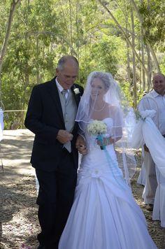 Lauren @ Pierre van der Merwe Wedding