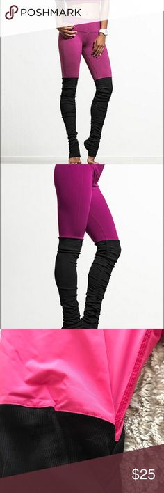 Yoga leggings NEW 85% Polyamide 15% spandex, so comfy!!! Look cute and sexy in your poses. Namaste  Pants Leggings