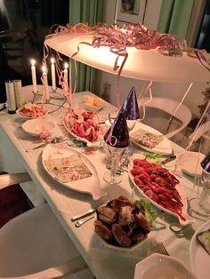 New Year's Eve - Denmark Shell Fish