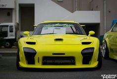 Born To Raise hell Japanese Domestic Market, Porsche 924, Yellow Car, Power Cars, Love Car, Hot Cars, Mazda, Dream Cars, Bike