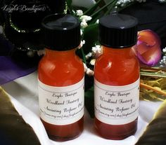 Woodland Fantasy Anointing Essential Oil by leighswiccanboutique