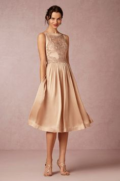 Alma Dress in Bride Reception Dresses at BHLDN