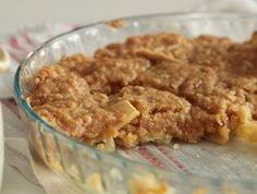 Omena-kauraherkku - Kotikokki.net - reseptit Food N, Cereal, Snacks, Baking, Breakfast, Recipes, Tiffany, Bread Making, Breakfast Cafe