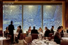 Eric Ripert's Le Bernadin,, best french food and food styling restaurant in NYC