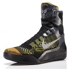 Really Cheap Kobe Real Nike Kobe 9 Elite Inspiration 630847 004 Black Metallic Silver Anthracite Kobe 8 Shoes, Kobe Sneakers, Basketball Shoes Kobe, New Nike Shoes, Black Sneakers, Men's Shoes, Nike Inspiration, Nike Motivation, Nike Air Max 87