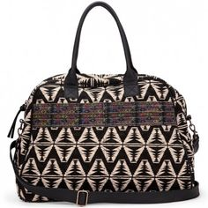 Sole Society - Tribal weekenders - Patty - Black White Multi