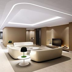 Cabrini Hospital believes in design excellence to improve patient health and wellbeing. Shown here the Radiology waiting area Ceiling Design Living Room, False Ceiling Design, Living Room Designs, Living Rooms, Clinic Design, Healthcare Design, Cove Lighting, Lighting Design, Ceiling Lighting